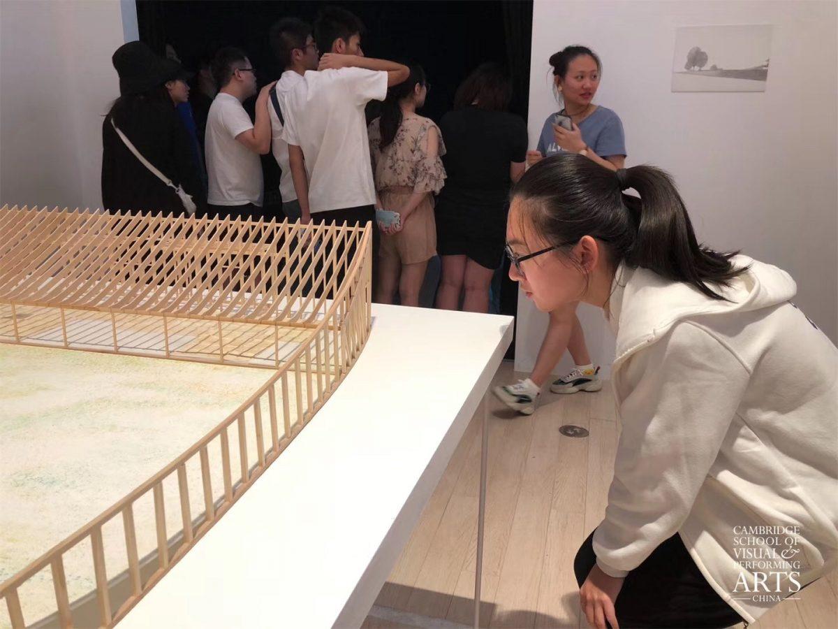 「自由建筑」看展活动