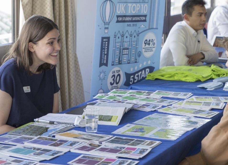 CATS UK联合剑桥大学、伦艺等82所大学举办年度大学见面会