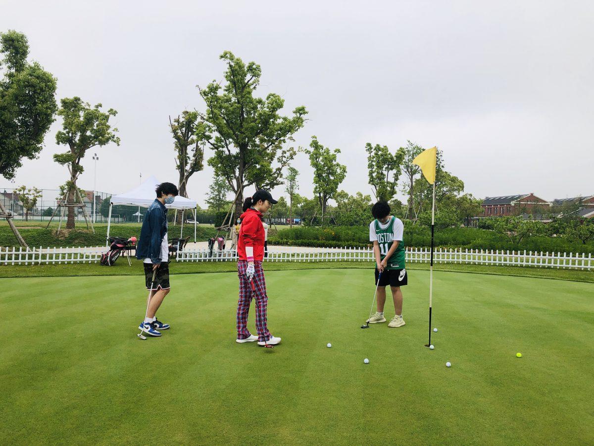 运动课程-高尔夫 | 高尔夫也许是适合安逸时代的挫折教育